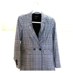 Halogen Checked Blazer